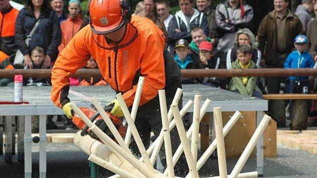 Ilustrační foto z obdobné soutěže, jako se chytá do Stráže.