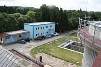 Rekonstrukce tachovské čistírny odpadních vod stála miliony korun. Nyní bude rok ve zkušebním provozu.