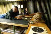 Ze střeleckých závodů v Selbu. Foto: KVZ Tachov