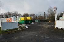 Sběrné dvory v Tachově se do budoucna spojí. Veškerý odpad bude možné dovést do sběrného dvora ve Vilémovské ulici.