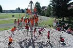 Už potřinácté se sešly děti na Sportovním dni mateřských škol.