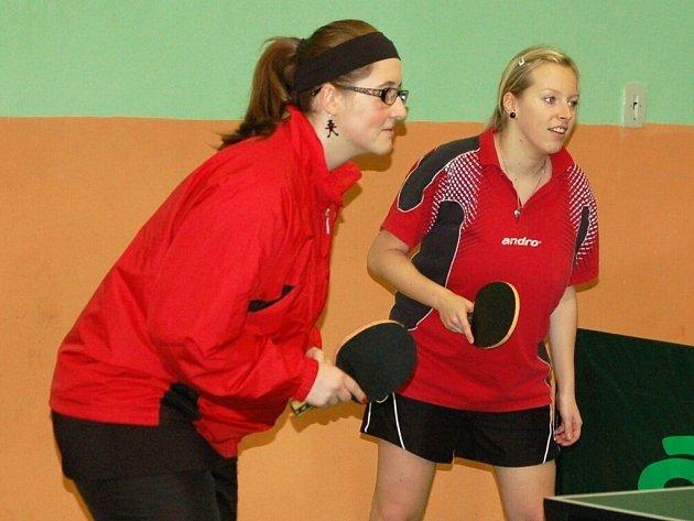 Stolní tenis-II. liga žen