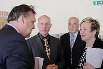 Třídenní jednání rozpočtového výboru Sněmovny ČR se konalo v Chodové Plané od úterý do čtvrtka.