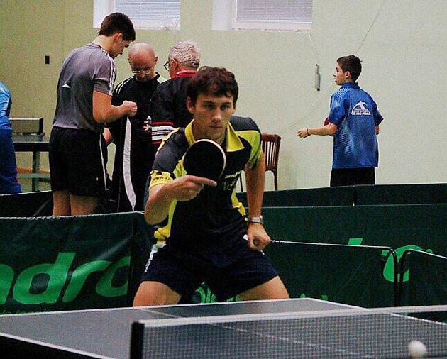 Výborný stolní tenis s vítězným koncem pro borské sokolíky.