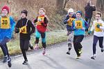 Ve Stříbře se běžel předposlední závod seriálu O nejlepšího běžce Tachovska.