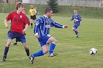 Fotbal: Sp. Dl. Újezd – S. Kostelec 6:0