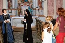 V Tachově se konaly Dny evropského dědictví. Návštěvníky s památkami seznámili kostýmovaní průvodci.