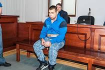 Odsouzený vrah Tomáš D.