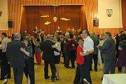 Rybářský ples ve StříbřeMartina Sihelská