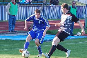 Fotbal–divize: FK Tachov–J. Třeboň 3:3