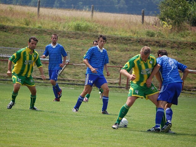 Borští absolvovali turnajový test.