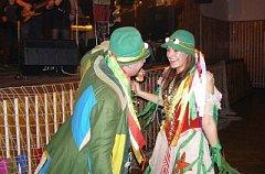 Tradiční ples masek zvaný Šibřinky