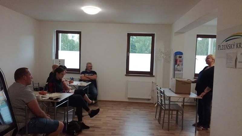 Bezpečnostní dobrovolníci města Stříbra absolvovali školení první pomoci.