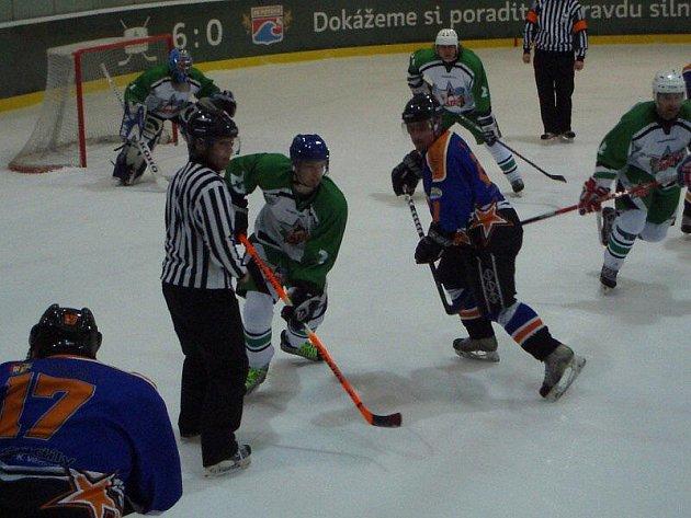 Krajská liga Plzeňského kraje: HC Stříbro 06 – J. Bezdružice 5:3