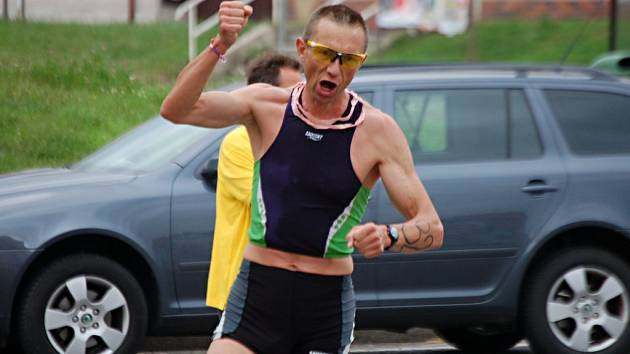 Dvacátý ročník Velké ceny Chodové Plané v triatlonu