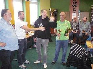 V Tachově se uskutečnil druhý ročník bowlingového turnaje mezi policisty.