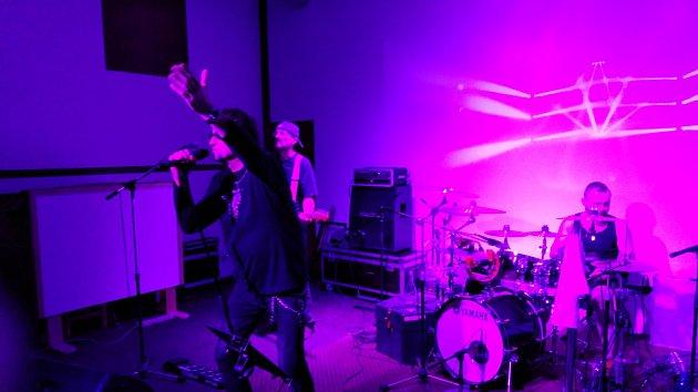 Z vystoupení Extra Band Revival.