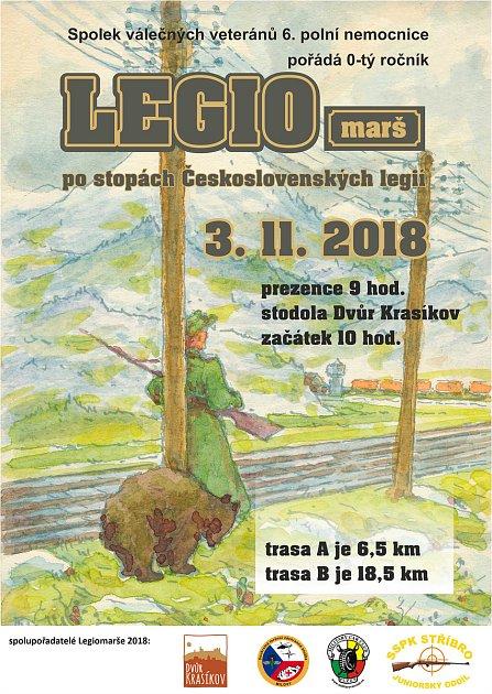 Legiomarš, plakát
