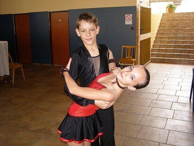 Tanečníci soutěžili ve Stříbře