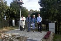 V Dolních Polžicích mají novou zvoničku.