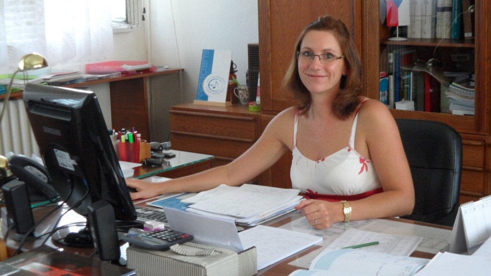Generální ředitelka společnosti Ivana Stolařová.
