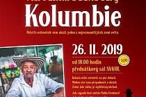 Columbia - cestovatelská přednáška