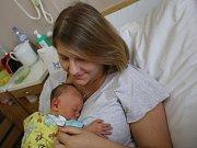 Miroslav Pošík se narodil Martině Božové z Velkého Března 29. srpna v 0.05 hod. v ústecké porodnici. Měřil 52 cm a vážil 3,65 kg.