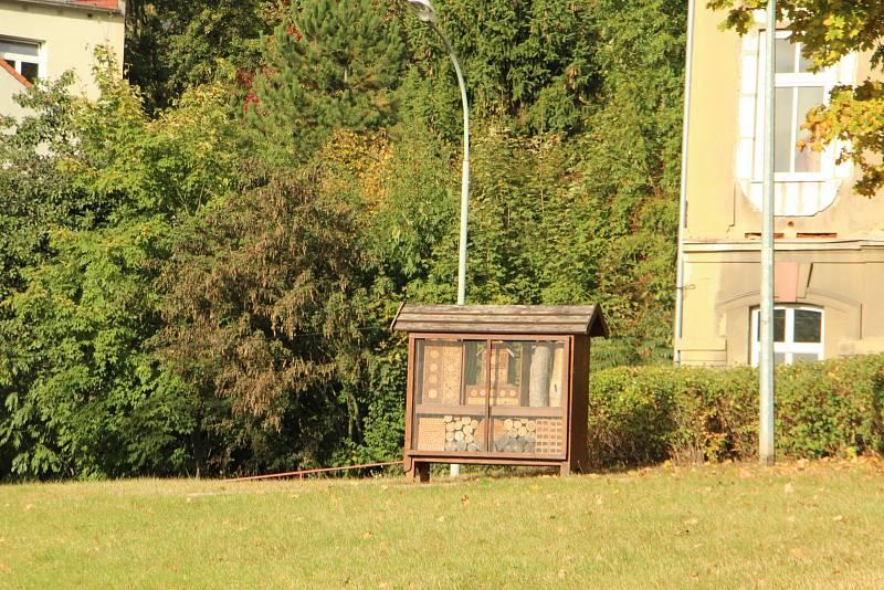 Park republiky v Ústí nad Labem
