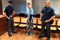 Zbyněk H. obžalovaný z pokusu vraždy u ústeckého soudu