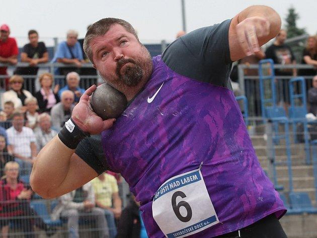 Vítězem 11.ročníku Grand Prix Ústí se stal Američan Christian Cantwell.