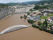 Rozmary počasí provází Ústecko i Českou republiku několik let. Léto 2013 poznamenala v červnu rozsáhlá povodeň.