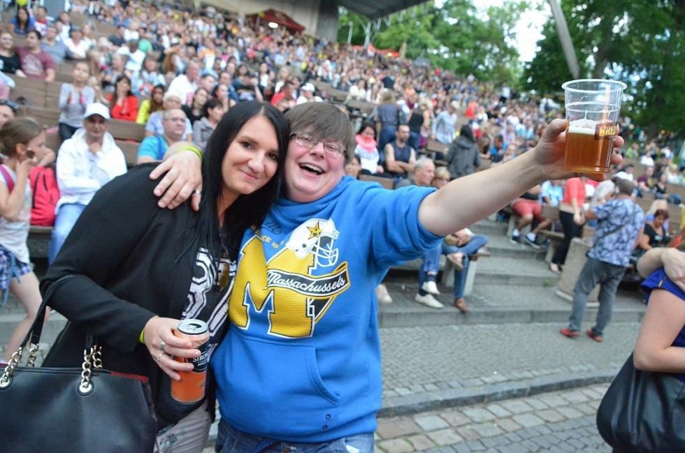 Pivovarské slavnosti 2016 v Ústí n. L.