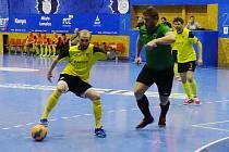 Rapid Ústí - Baník Chomutov, 2. liga 2019/2020