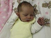 Elena Karlovská se narodila v ústecké porodnici 17.12.2016 (13.55) Denise Karlovské. Měřila 48 cm, vážila 2,70 kg.