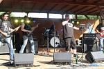 V Ústí U Fírů zahrály rockové skupiny