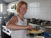 Menu Ústeckého deníku mělo v restauraci Sport Pub Zlatopramen mezi návštěvníky velký úspěch.