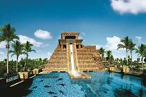 The Reef Atlantis, Paradise Island City, Bahamské ostrovy.