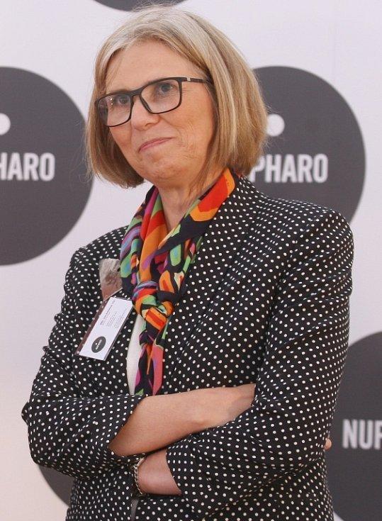 Jana Ryšlinková je jedním ze zakladatelů Nupharo parku.