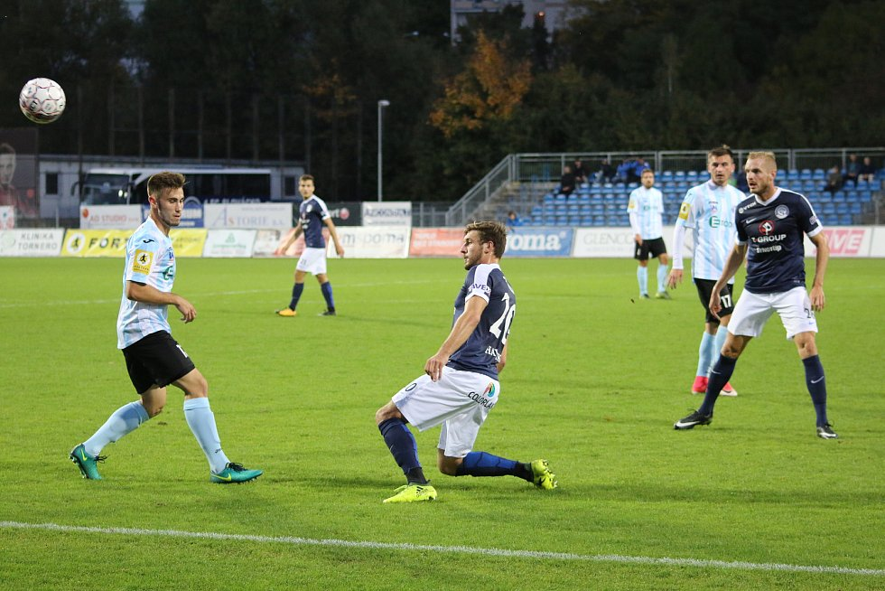 MOL Cup, 3. kolo: FK Ústí - Slovácko