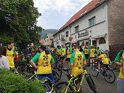Tradiční libouchecká cyklotour Giro di Beer - Sobolův memoriál