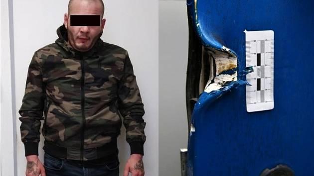 30letý recidivista z Teplicka během nouzového stavu stihl skoro 20 vloupaček