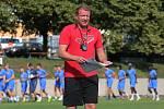 Trenér FK Ústí Aleš Křeček