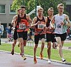 Ústečtí atleti zvítězili v úvodním kole 1. ligy družstev.