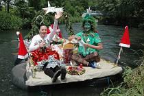Tradiční Neckyáda 2010 se uskutečnila již po sedmnácté...