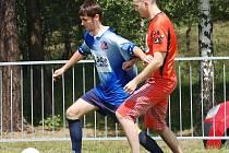 Tisá Cup 2011 ovládl Lovosický výběr.