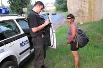 Prostitutky si to rozdaly v pěstním souboji o zákazníka.