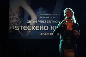 12. Reprezentační ples Ústeckého kraje.