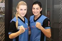 Fabiana Bytyqi a Lucie Sedláčková už znají jména svých soupeřek pro životní bitvy.