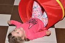 Dětský den si holky a kluci užili v Cukrárně U Jenčů v Doběticích.