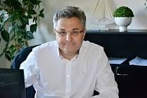 Josef Liehne na archivním snímku